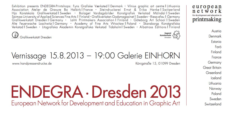 ENDEGRA Vernissage 15.8.2013