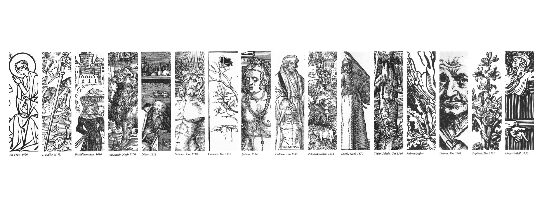 Holzschnitt 1410-1750 Beipiele
