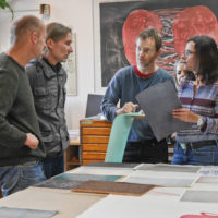 Open Table-Stefan Knechtel/Andreas Garn/Peter Stephan/Verena Appel
